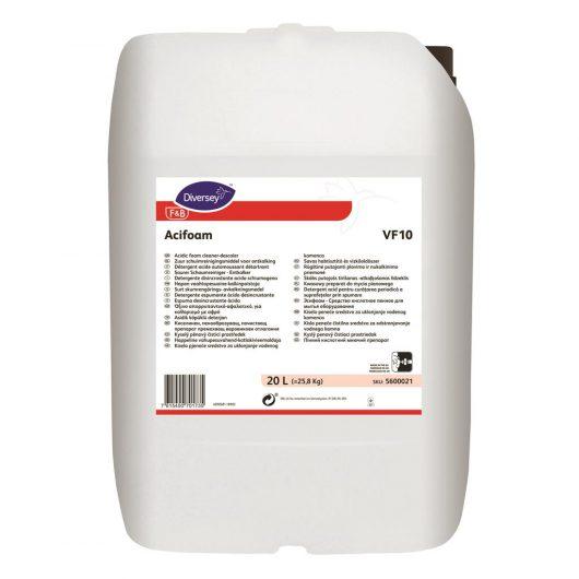Diversey Acifoam 20L - Acidic foam cleaner-descaler - 5600021 kopen bij Cleaning Store