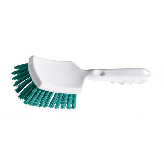 Diversey Churn Brush Hard Short 2pc - 7506050 kopen bij Cleaning Store