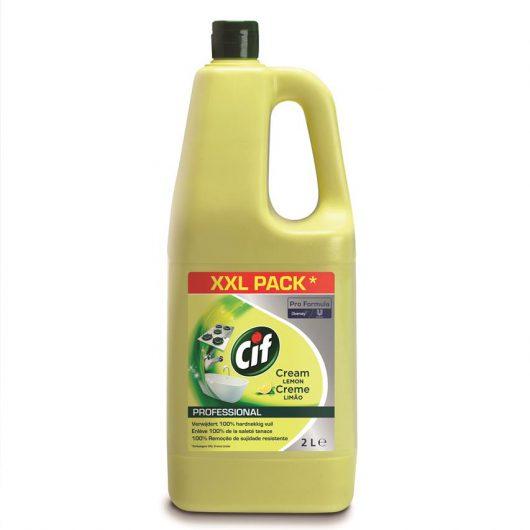 Cif Professional Cif Professional Cream 6x2L - 100861233 kopen bij Cleaning Store