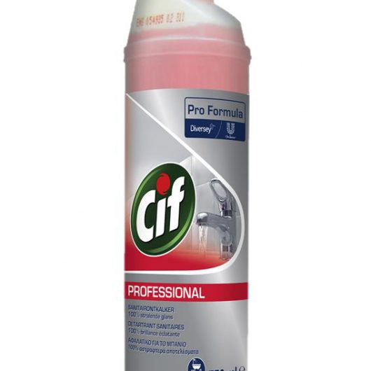 Cif Professional Cif Professional Washroom Descaler 6x0.75L - 7517868 kopen bij Cleaning Store
