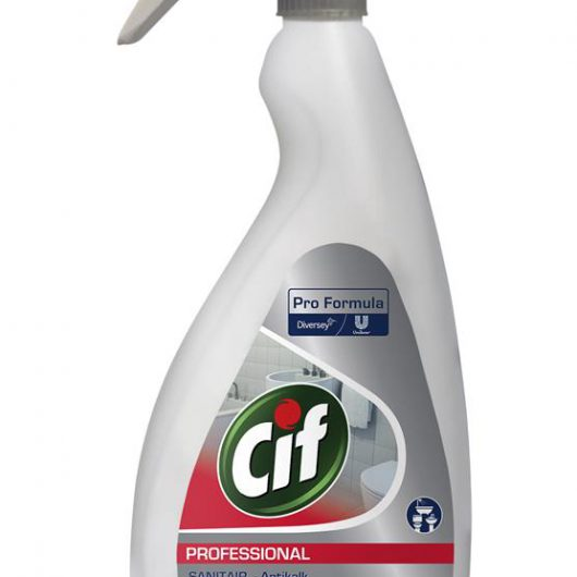 Cif Professional Cif Professional Washroom cleaner & descaler 6x0.75L - 7522864 kopen bij Cleaning Store