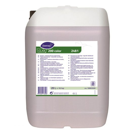 Clax Clax 200 color 20L - Booster – industrial soils