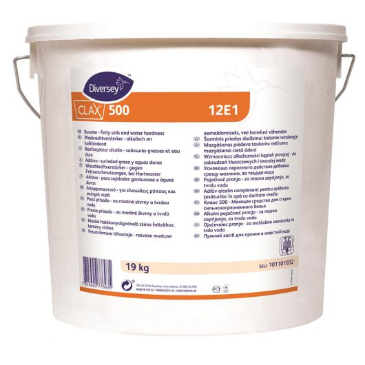 Clax Clax 500 19kg - Detergent for heavily soiled fabrics - 101101032 kopen bij Cleaning Store