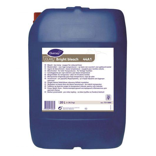 Clax Clax Bright bleach 20L - Bleach - low temp - oxygen - for coloured linen - 7511880 kopen bij Cleaning Store