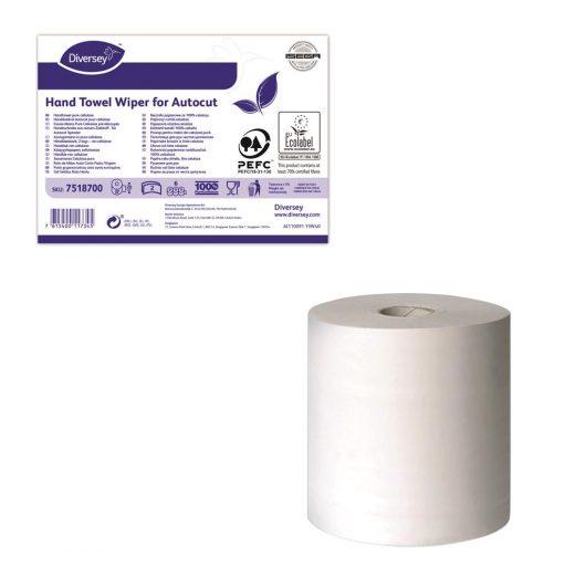 Diversey Hand Towel Wiper Autocut 6pc - 7518700 kopen bij Cleaning Store