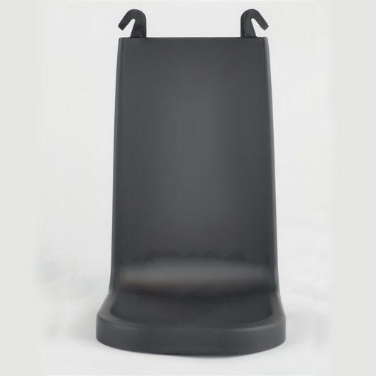 IntelliCare drip tray zwart - D7524181