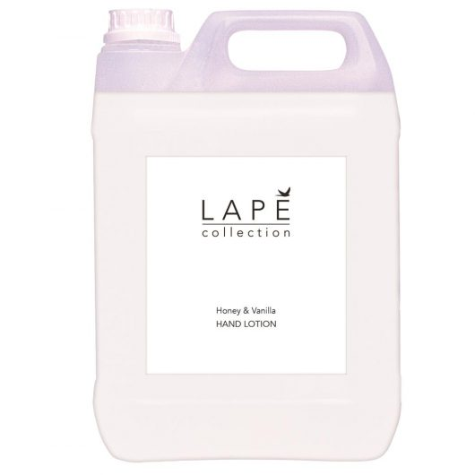 LAPE Collection LAPE Collection Honey & Vanilla Hand & Body Lotion 2x5L - Honey and vanilla - 100934578 kopen bij Cleaning Store