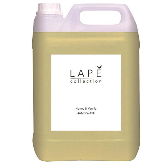 LAPE Collection LAPE Collection Honey & Vanilla Hand Wash 2x5L - Honey and vanilla - 100934577 kopen bij Cleaning Store