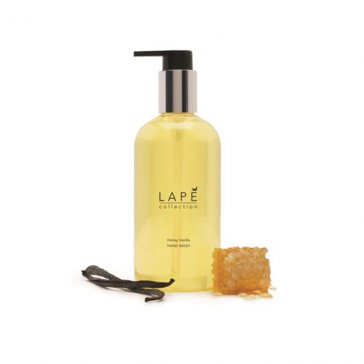 LAPE Collection LAPE Collection Honey & Vanilla Hand Wash 8x0.3L - Honey and vanilla - 100933128 kopen bij Cleaning Store