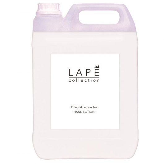 LAPE Collection LAPE Collection Oriental Lemon Tea Hand & Body Lotion 2x5L - Oriental Lemon Tea - 100934576 kopen bij Cleaning Store