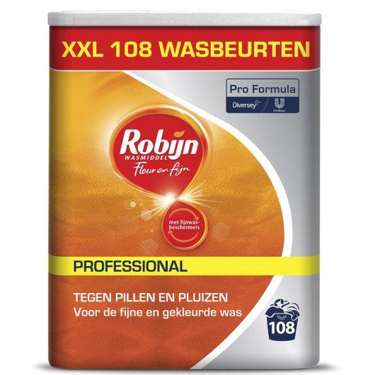 Robijn Professional Robijn Professional Fleur & Fijn 5.94kg - 100842412 kopen bij Cleaning Store