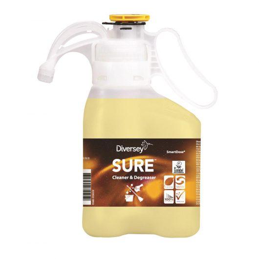 SURE SURE Cleaner & Degreaser SD 1.4L - Heavy duty degreaser in SmartDose - 100919510 kopen bij Cleaning Store
