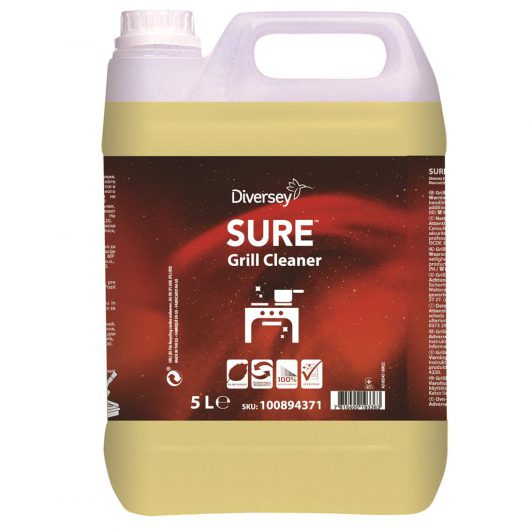 SURE SURE Grill cleaner 2x5L - Daily grill cleaner - 100894371 kopen bij Cleaning Store