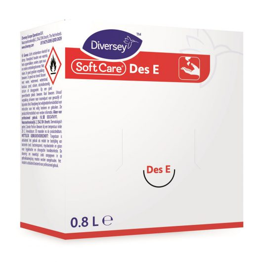 Soft Care Soft Care Des E 6x0.8L - 7514846 kopen bij Cleaning Store