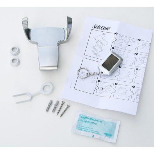 Soft Care Soft Care Sensations Bracket Kit 10pc - 7518518 kopen bij Cleaning Store