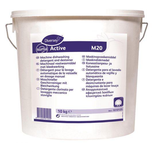 Suma Suma Active 10kg - Manual dosed mechanical ware washing detergent - 7010125 kopen bij Cleaning Store