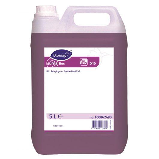 Suma Suma Bac 2x5L - Detergent disinfectant - 100862490 kopen bij Cleaning Store
