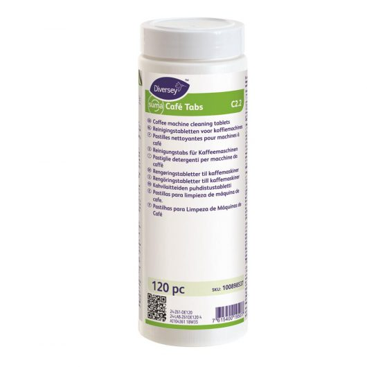 Suma Suma Café Tabs 2x120pc - Coffee machine cleaning tabs - 100898537 kopen bij Cleaning Store