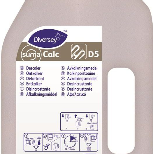 Suma Suma Calc 6x2L - Concentrated descaler for periodical use - 100834192 kopen bij Cleaning Store