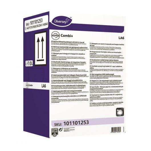 Suma Suma Combi+ 10L - Liquid machine dishwash detergent with built-in rinse-aid - 101101253 kopen bij Cleaning Store