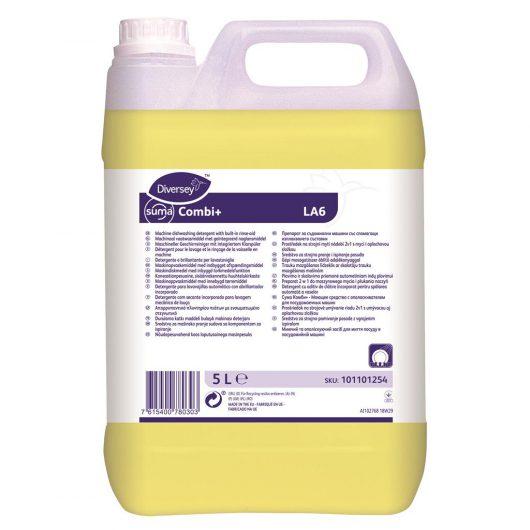 Suma Suma Combi+ 2x5L - Liquid machine dishwash detergent with built-in rinse-aid - 101101254 kopen bij Cleaning Store
