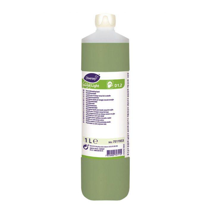 Suma Suma Light 6x1L - Hand dishwashing liquid - 7511933 kopen bij Cleaning Store