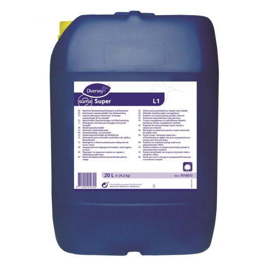 Suma Suma Super 20L - Liquid mechanical ware washing detergent for soft water - 7010072 kopen bij Cleaning Store