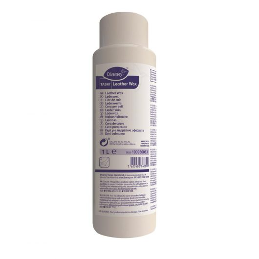 TASKI TASKI Leather Wax 6x1L - Special wax for pigmented leather - 100950063 kopen bij Cleaning Store