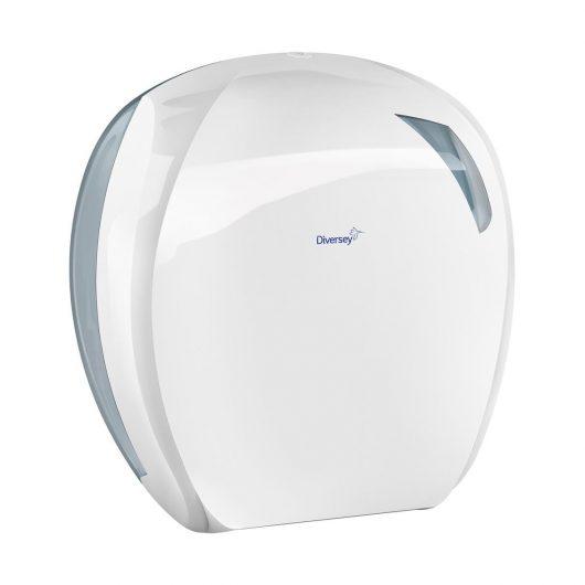 Diversey Maxi Jumbo toiletrol dispenser wit - D1228915