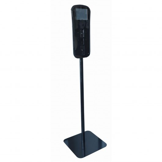IntelliCare vloerstandaard zwart - D1224249