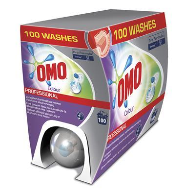 Omo Pro Formula vloeibaar wasmiddel kleur 7.5L - 7514882